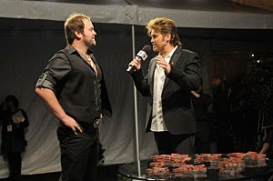 Billy Ray Cyrus And The Country Music Association Lend Voice To DRIVE4COPD At The 2010 CMA Awards