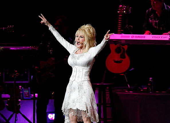 Dolly Parton In Concert